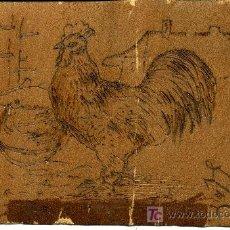 Postales: ANTIQUISIMA POSTAL NAVIDEÑA FECHADA 1/01/1918. Lote 27348321