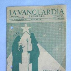 Postales: FELICITACION DE NAVIDAD LA VANGUARDIA ESPAÑOLA 1959. Lote 15568454