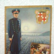 Postales: FELICITACION DE NAVIDAD EL SERENO-1949-POCO VISTA. Lote 24929435