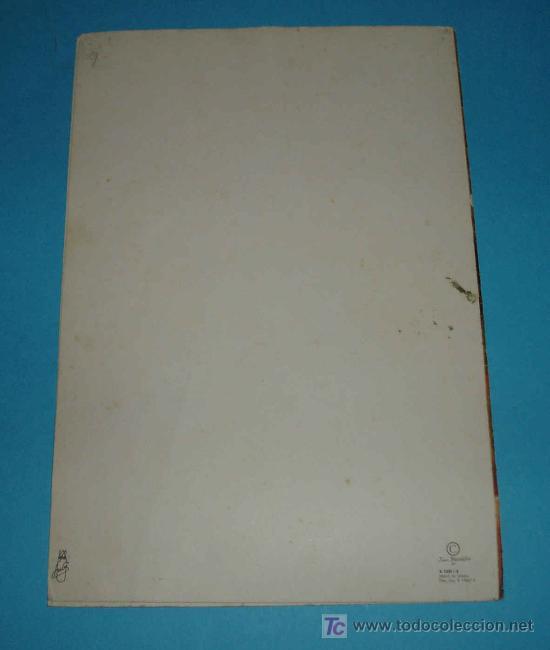 Postales: POSTAL FERRANDIZ. ESCRITA EN SU INTERIOR. AÑO 1962 - Foto 2 - 14042113