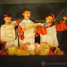 Postales: 1990 NIÑOS CHILDREN ENFANTS CANTANDO VILLANCICOS DE NAVIDAD AÑOS 70/80 - MIRA MIS OTROS ARTÍCULOS. Lote 17646897