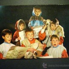 Postales: 1993 NIÑOS CHILDREN ENFANTS CANTANDO VILLANCICOS DE NAVIDAD AÑOS 70/80 - MIRA MIS OTROS ARTÍCULOS. Lote 17647121