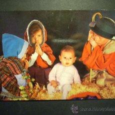 Postales: 1995 NIÑOS CHILDREN ENFANTS PORTAL DE BELEN NAVIDAD AÑOS 70/80 - MIRA MIS OTROS ARTÍCULOS. Lote 17647227
