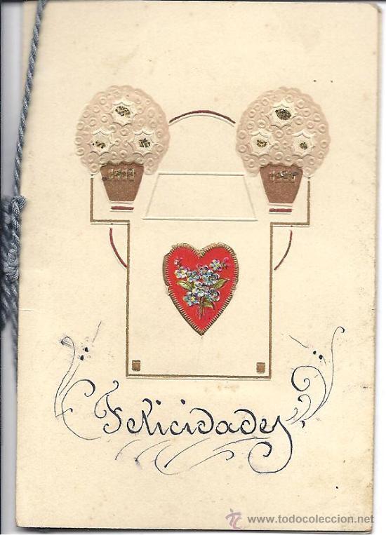 PS3122 FELICITACIÓN DE NAVIDAD, ESCRITA Y FECHADA EN 1925 (Postales - Postales Temáticas - Navidad)