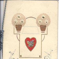 Postales: PS3122 FELICITACIÓN DE NAVIDAD, ESCRITA Y FECHADA EN 1925. Lote 18754161