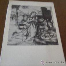 Postales: POSTAL NAVIDAD .. AÑOS 60. Lote 21873482