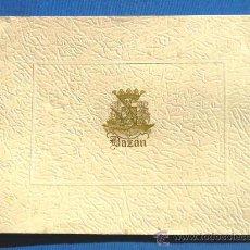 Postales: EMPRESA NACIONAL BAZÁN - FELICITACIÓN NAVIDAD.. Lote 22188667