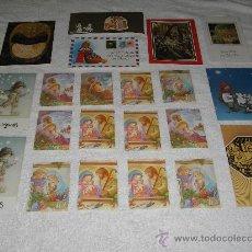 Postales: LOTE POSTALES DE NAVIDAD. Lote 27261159