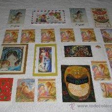 Postales: LOTE POSTALES DE NAVIDAD. Lote 25984781