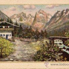 Postales: POSTAL PEQUEÑA DE NAVIDAD ESCRITA AÑO 1946. Lote 24912712