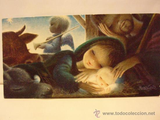 Imagenes Sagrada Familia Navidad.Bonita Felicitacion De Navidad Sagrada Familia Vendido En