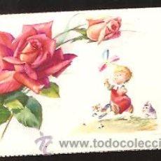 Postales: TARJETA NAVIDAD VERNET 1961. Lote 25910541