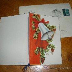 Postales: FELICITACION DE NAVIDAD, POSTAL NAVIDEÑA. . Lote 28766766