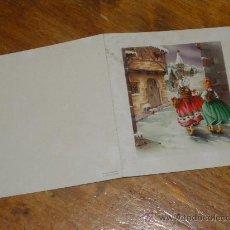 Postales: FELICITACION DE NAVIDAD, POSTAL NAVIDEÑA.. Lote 28806755