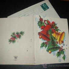 Postales: FELICITACION DE NAVIDAD, POSTAL NAVIDEÑA. . Lote 28808799