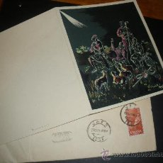 Postales: FELICITACION DE NAVIDAD, POSTAL NAVIDEÑA. . Lote 28808920