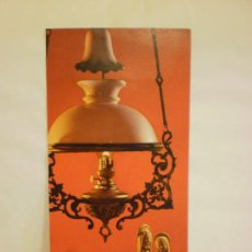 Postales: BONITA POSTAL DE NAVIDAD.DE UNA SOLA HOJA... Lote 28920639
