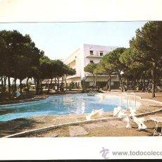 Postales: FELICITACIÓN NAVIDAD * PARK HOTEL BLANES * 1965. Lote 31075347