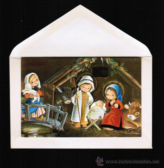 FELICITACION NAVIDAD CONSTANZA - CYZ (Postales - Postales Temáticas - Navidad)
