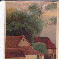 Postales: FELICITACIÓN RODERGAS Y Cª BARCELONA . Lote 32519548
