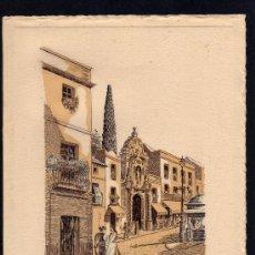 Postales: FELICITACION DE NAVIDAD - CORDOBA - IGLESIA CONVENTO DE SAN PABLO- SIN CIRCULAR.. Lote 32531857