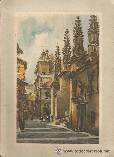== PG84 - FELICITACION DE NAVIDAD - GOMENSORO S. L. - MADRID (Postales - Postales Temáticas - Navidad)