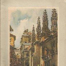 Postales: == PG84 - FELICITACION DE NAVIDAD - GOMENSORO S. L. - MADRID. Lote 35043879