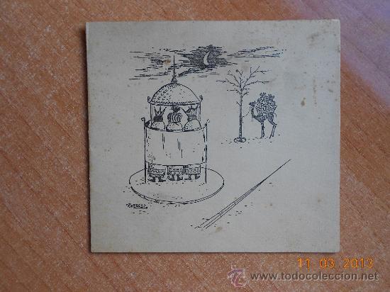 ANTIGUA POSTAL NAVIDAD 1959/60 (Postales - Postales Temáticas - Navidad)