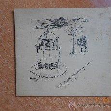 Postales: ANTIGUA POSTAL NAVIDAD 1959/60. Lote 36208856