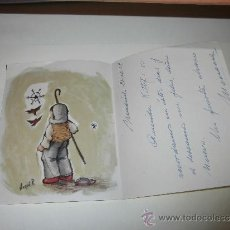 Postales: FELICITACION NAVIDEÑA FECHADA 1958. Lote 36499553