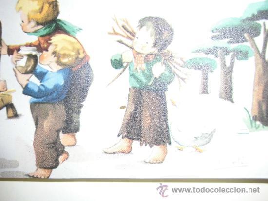 Postales: TARJETA NAVIDEÑA DEL HOTEL GREDOS MADRID NIÑOS PASTORES - Foto 3 - 36593442