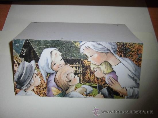 TARJETA NAVIDEÑA (Postales - Postales Temáticas - Navidad)