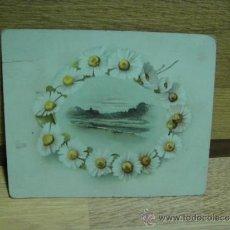 Postales: ANTIGUA FELICITACION DE NAVIDAD DEL BAZAR PARISIEN - BARCELONA . Lote 37285782