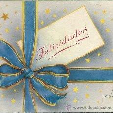 Postales: 0600F - ANTIGUA POSTAL TROQUELADA - EDIC. CYZ SERIE 1033.A - 13X11,3 CM -1952 ILUSTRA VIVES. Lote 40161054