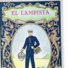 Postales: FELICITACION NAVIDAD GREMIOS **EL LAMPISTA** EN CATALAN. Lote 40303665