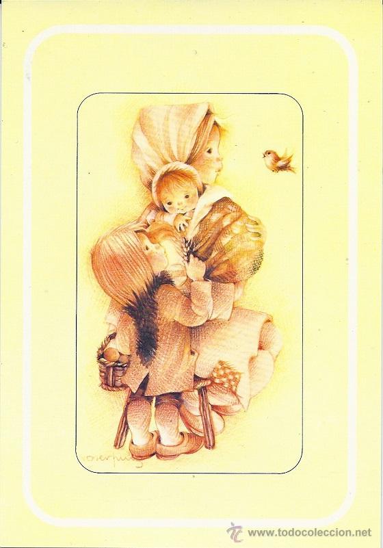 2057O -ROSER PUIG EDICIONES SABADELL - MIRACLE 02.04.233.2 - 17X11,8 CM- NUEVA (Postales - Postales Temáticas - Navidad)