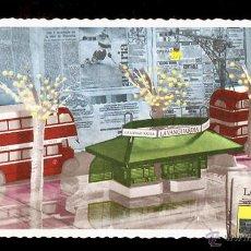Postales: FELICITACION NAVIDAD * LA VANGUARDIA* AÑO 1983. Lote 42375564