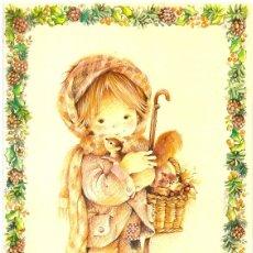 Postales: 0686F - ROSER PUIG - EDICIONES SABADELL SERIE MIRACLE 02.04.227.2 - DIPTICA 17X11,7 CM. Lote 42695119