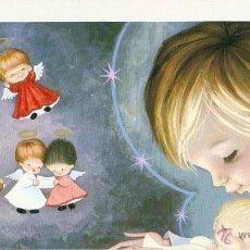 Postales: 2011S - EDICIONES SUBI SERIE SANTANIT 5136-IMPRESA 1966 -DIPTICA 22,5X12 CM-MARINA. Lote 42920959