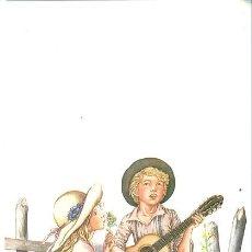Postales: 2052S - ROSA BATLLE - EDICIONES BUSQUETS SERIE 04.15.081.1- DIPTICA 21X10,5 CM. Lote 42946084