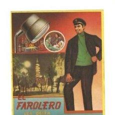 Postales: EL FAROLERO. Lote 45785886