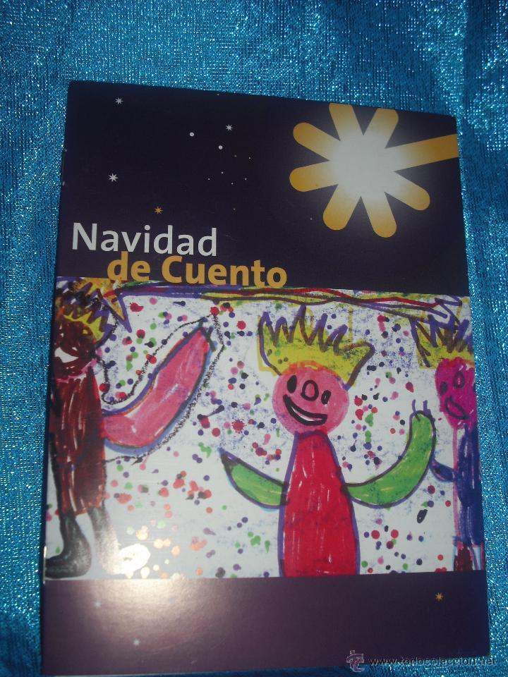 POSTAL DE NAVIDAD DISEÑADA POR NIÑOS + CUENTO INFANTIL (Postales - Postales Temáticas - Navidad)