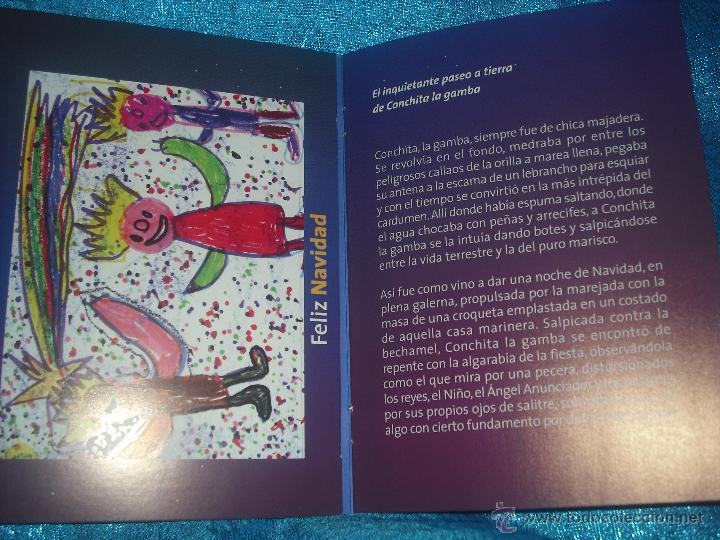 Postales: Postal de Navidad diseñada por niños + Cuento Infantil - Foto 3 - 46017632