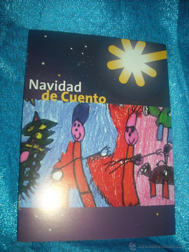 postal de navidad diseñada por niños de canaria - Comprar Postales ...