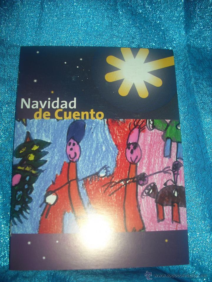 Postales: Postal de Navidad diseñada por niños de canarias + Cuento Infantil - Foto 2 - 46017821