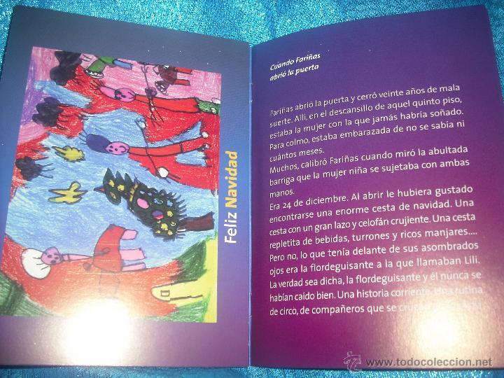 Postales: Postal de Navidad diseñada por niños de canarias + Cuento Infantil - Foto 3 - 46017821