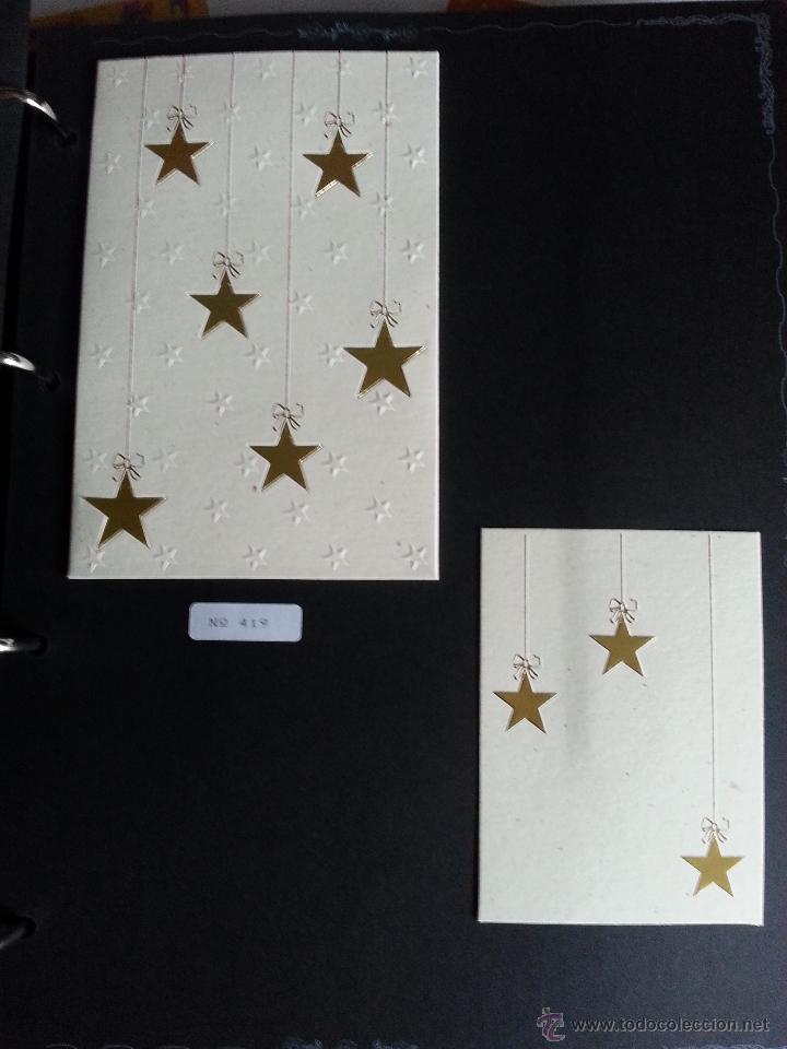 Postales: Catálogo archivador de postales de Navidad portafotos muestras comerciales - Foto 4 - 45643133