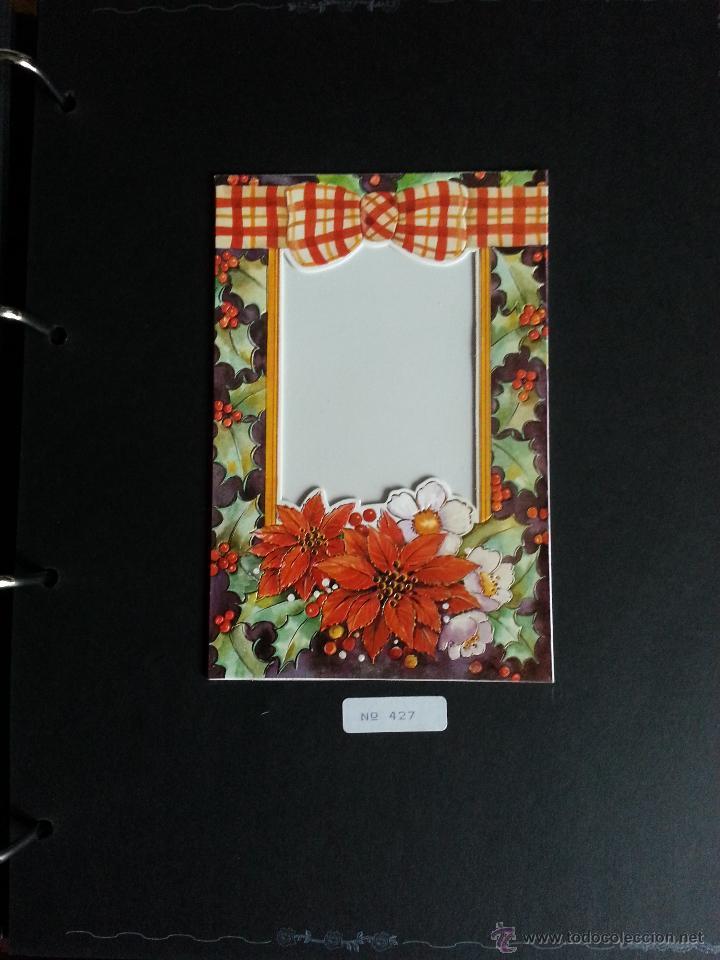 Postales: Catálogo archivador de postales de Navidad portafotos muestras comerciales - Foto 5 - 45643133