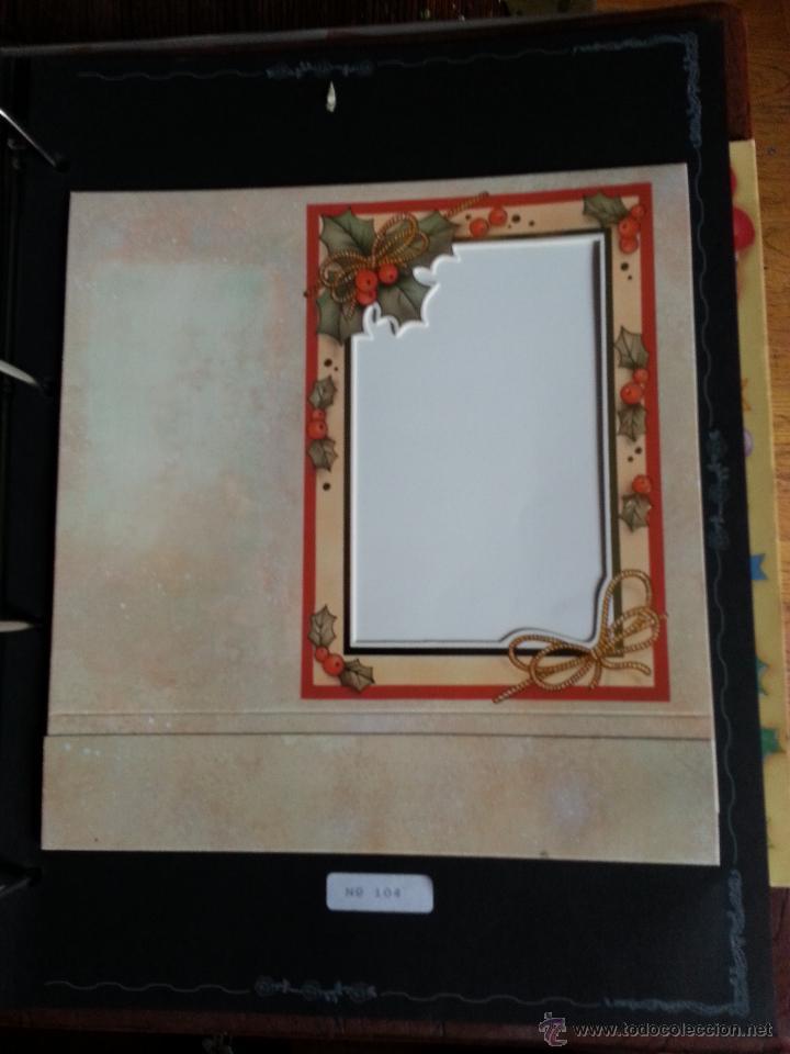 Postales: Catálogo archivador de postales de Navidad portafotos muestras comerciales - Foto 6 - 45643133