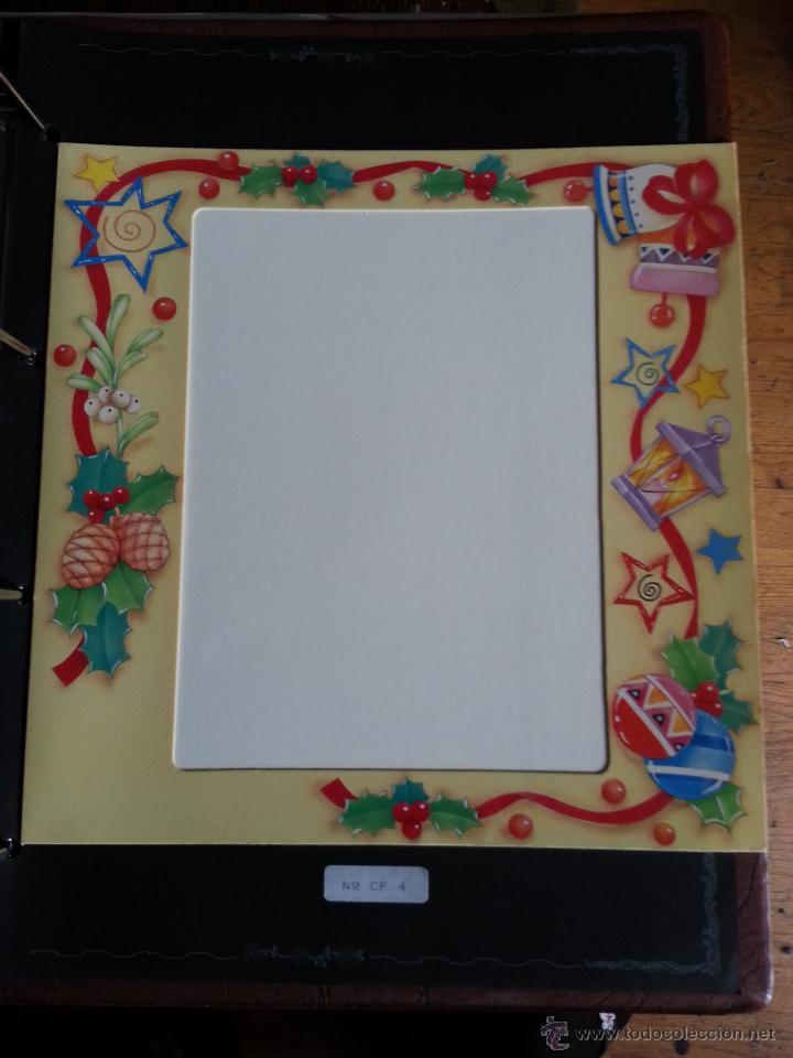 Postales: Catálogo archivador de postales de Navidad portafotos muestras comerciales - Foto 7 - 45643133
